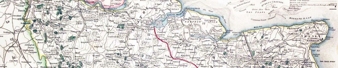 Locate a Vineyard in Kent