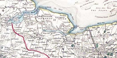 Locate your nearest Vineyard in Kent